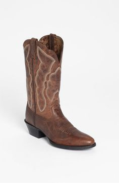 Ariat 'Heritage Western' Boot available at #Nordstrom Amy Pond cosplay