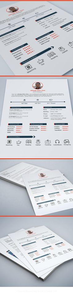 22 Free Creative Resume template - Smashfreakz dot com - FREE HTML - search resumes free