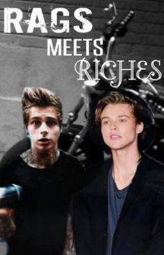 """Rags Meets Riches"" (Lashton AU) by Larry_Lashton *Punk!Luke Posh!Ashton* COMPLETED"