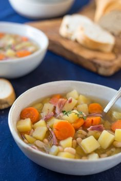 Recipe: Slow-Cooker Ham Bone Soup — Make-and-Take Recipes from Casey Barber