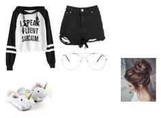 """""""Home"""" by marianaraposo on Polyvore featuring Boohoo"""