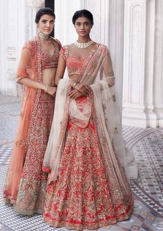 Latest Indian Bridal Lehnga Collection 2018