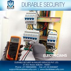 We have control,we care your family. visit us at:www.durablesecurity.com orcall us at:+919830062656