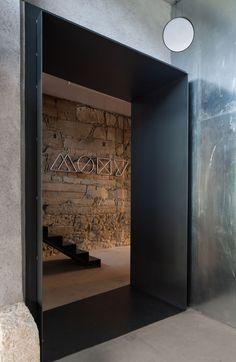 Contemporary Architecture, Architecture Details, Interior Architecture, Interior Design, Entrance Design, Facade Design, Commercial Design, Commercial Interiors, Architecture Restaurant