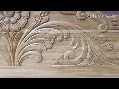 Palang ka design hai - YouTube Bed Furniture, Furniture Design, Beats Wallpaper, Lord Ganesha Paintings, Wood Carving Designs, Luxurious Bedrooms, Door Design, Woodworking Shop, Decoration