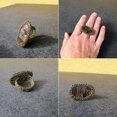 Vesellenka 4/30: stromatolit, gold thread