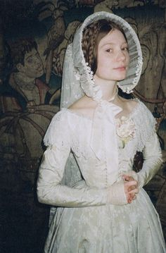 Mia Wasikowska in Jane Eyre directed by Cary Joji Fukunaga