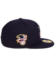 New Era Tampa Bay Rays Stars and Stripes 59FIFTY Fitted Cap - Blue 7 3  fcea50400