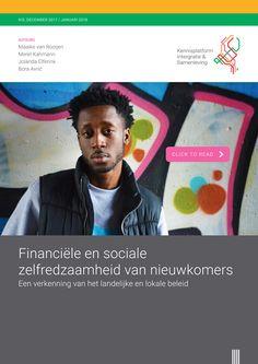 Cover of Interactive PDF for Kennisplatform Integratie & Samenleving.