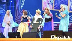 Dresses Up As Princesses to Celebrate White Day Princess Dress Up, Princess Outfits, Disney Princess, Princess Clothes, Fantasy Princess, White Day, Korean Entertainment, Jinyoung, Cool Things To Make