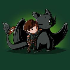 Dragon Tamer t-shirt How to Train Your Dragon TeeTurtle