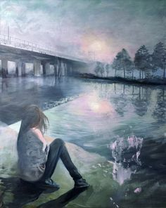 120 cm x 150 cm Oil on Canvas