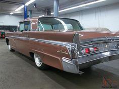 1958 Lincoln Premier