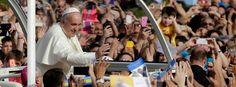 La Mafia  e`anche in tua citta       *       Die Mafia ist auch in deiner Stadt  : Papst im verseuchten Land der Camorra