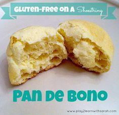 Pan de Bono - gluten free recipes