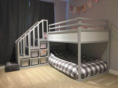 Cool Ikea Kura Beds Ideas For Your Kids Room09