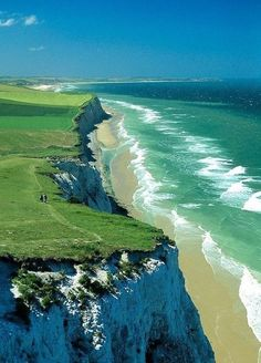 Cap Blanc Nez - France(via Pinterest: Discover and save creative ideas)