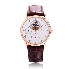 7f8d92b9854e1 Blancpain Villeret Tourbillon Date Power Reserve Mens Watch 6025-3642-55B  Products