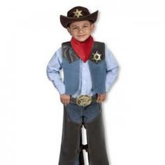 Melissa and Doug Personalized Cowboy Role Play Set - Cowboy up your little guy with this Melissa and Doug Personalized Cowgirl Role Play Set . Costume Garçon, Boy Costumes, Halloween Costumes, Cowboy Up, Dress Up Outfits, Melissa & Doug, Halloween Kids, Halloween 2018, Nordstrom