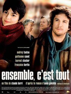 Le film préféré de Clémentine : Ensemble c'est tout. #LaMieCaline #PlacedesPetitsPlaisirs