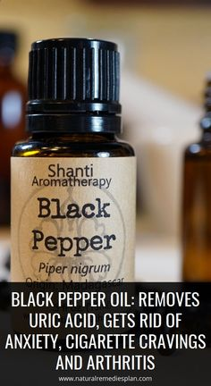 """One thought on """"Black Pepper Oil: Removes Uric Acid, Gets Rid of Anxiety, Cigarette Cravings and Arthritis"""" Black Pepper Oil, Black Pepper Essential Oil, Healthy Tips, How To Stay Healthy, Healthy Food, Healthy Meals, Healthy Recipes, Healthy Junk, Herbal Remedies"""