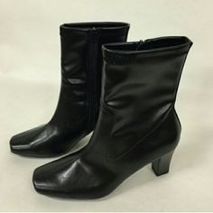 Aerosoles Geneva Mid Calf Boots These are really cute and comfortable boots. I bought these from another Posher and unfortunately I need a size 7 and these are 6.5. Great for work or dressing up with a pair of jeans.  These are brand new from retail, will ship in original box. AEROSOLES Shoes Ankle Boots & Booties