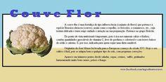 Cozinha Simples da Deia: DICA FUNCIONAL: COUVE FLOR