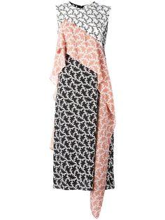 Купить Diane Von Furstenberg платье с принтом.