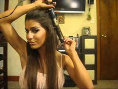 Passo a Passo: Como Fazer Cabelos ONDULADOS por Camila Coelho