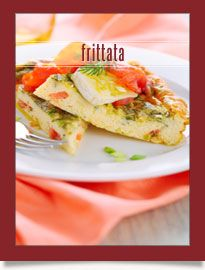 Frittata Recipe with Pancetta, Mushrooms & Roasted Garlic | Egg ...