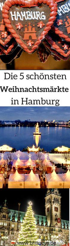 Mit Freunden, Familie und Kollegen einen Ausflug zum Weihnachtsmarkt machen gehört in der Adventszeit einfach dazu. Die schönsten Weihnachtsmärkte in Hamburg sind dafür bestens geeignet.