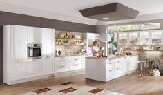 Rustikal & romantisch - Landhausküchen versprühen einen einzigartigen Charme. Jetzt die Vielfalt der Landhausküche entdecken - bei Flamme Küchen + Möbel!