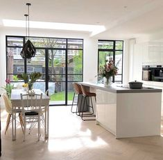 Home Decor Kitchen, My Kitchen Rules, Kitchen Furniture, Kitchen Interior, Home Interior Design, Home Kitchens, Luxury Kitchen Design, Best Kitchen Designs, Happy New Home