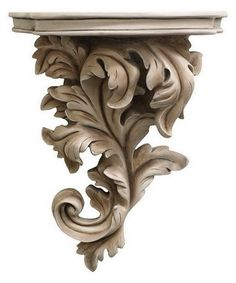 Loving this Natural Leaf Wall Shelf on #zulily! #zulilyfinds