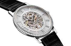 This Is the Thinnest Mechanical Watch in the World  - Esquire.com