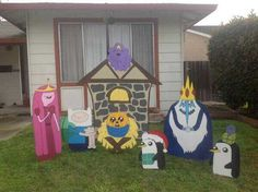 Adventure Time Nativity