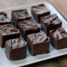 Sugar Free Fudge - Yea, Chocolate!