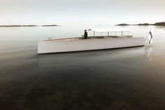 Helsinki 12 – Silent Motor Boat Concept | Aivan - A Progressive Design and Innovation Agency