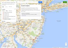 Interactive google map locations to buy great british grub across google maps christmas lights in new jersey gumiabroncs Image collections