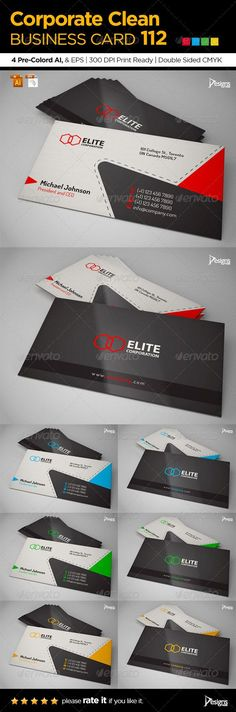 DOWNLOAD :: https://vectors.pictures/article-itmid-1008117884i.html ... Simple and Clean Business Card 112 ...  business card, calendar, clean, color, corporate, creative, editable, elegant, modern, name card, personal, print ready, qr code, sleek, stylish  ... Templates, Textures, Stock Photography, Creative Design, Infographics, Vectors, Print, Webdesign, Web Elements, Graphics, Wordpress Themes, eCommerce ... DOWNLOAD :: https://vectors.pictures/article-itmid-1008117884i.html