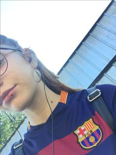 The only club that made me realise that football is more than a game. Football is life, and love, and feelings. It's our happiness when our loved ones win, and our sadness when they lose. 1st or last place, will still be here supporting you with all my heart. Forever loving this club❤️ FC Barcelona, thank your for being my reason to love this game so much❤️ VISCA EL BARÇA❤️  Proud to be wearing this jersey.
