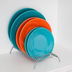 Organize seus pratos de maneira prática para o seu dia a dia.