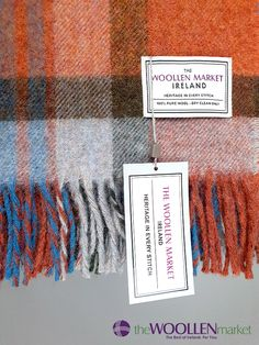 Our Wool Throws now in new price - shop now and save up to off selected items. Wool Throws, Irish Design, Wool Yarn, Home Accessories, 50th, House Design, Pure Products, Marketing, Stitch