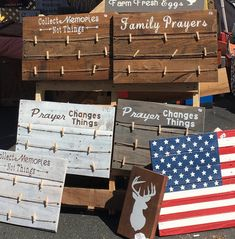 Wooden Prayer Board by KettleCreekDesignsTN on Etsy