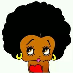 17 Best African American Black Betty Boop Graphics Greetings
