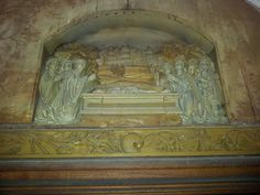 A burial in the Benedictine church of Ottobeuren