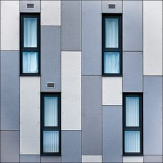Blue Windows by nicoimages, via Flickr