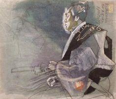 Kichieman Back Stage | by Lynn Matsuoka
