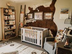Vintage Cowboy Nursery, Cowgirl Nursery, Western Nursery, Western Bedroom Decor, Western Rooms, Pirate Nursery, Rustic Baby Rooms, Cowboy Bedroom, Country Baby Rooms