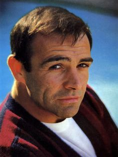 Sean Connery | wee bit tousled..